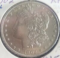1902 P MORGAN SILVER DOLLAR GREAT CONDITION