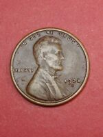 1923 S SAN FRANCISCO MINT LINCOLN WHEAT CENT23