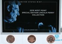 2019 W W W LINCOLN CENTS ALL 3 W LINCOLN CENTS REV PROOF PRO