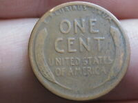 1922 D LINCOLN CENT WHEAT CENT- GOOD DETAILS