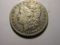 1889 - CC MORGAN SILVER DOLLAR. LOOKS TO BE IN VF/EXTRA FINE  CONDITION.