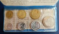 CHINA PEOPLES REPUBLIC 1980 MINT SET OF COINS