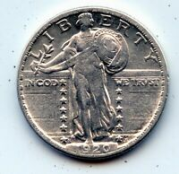 1920-S STANDING LIBERTY QUARTER SEE PROMO