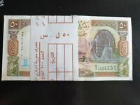 BUNDLE MIDDLE EAST 10 POUNDS 1998 UNC