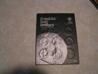 FRANKLIN 90  SILVER HALF DOLLAR COMPLETE 35 COIN SET FROM 19