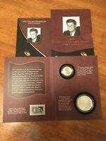 2015 COIN AND CHRONICLES SET JFK KENNEDY MINT PACKAGING SHIPS FREE