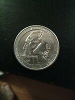 2013 S SOUTH DAKOTA QUARTER  COIN