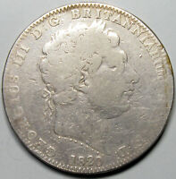 1820 GREAT BRITAIN CROWN
