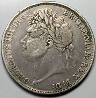 1821 GREAT BRITAIN CROWN