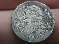 1811/09 CAPPED BUST SILVER DIME