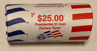 2009 P ZACHARY TAYLOR ORIGINAL US MINT PHILADELPHIA WRAPPING ROLL CP8407