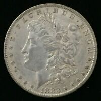 1883 O NEW ORLEANS MORGAN SILVER DOLLAR UNITED STATES .900 SILVER EXTRA FINE  COIN CO499