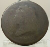 1812 UNITED STATES CLASSIC HEAD LIBERTY LARGE CENT, 68137 BIN