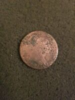1803 U.S. DRAPED BUST LARGE CENT COIN