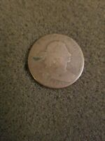 1800/1798 U.S. DRAPED BUST LARGE CENT COIN