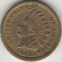 1863 INDIAN HEAD CENT / PENNY - EXACT COIN PICTURED HI-RES. SCANS - 4