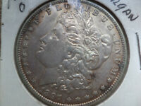 1897-O MORGAN SILVER DOLLAR VAM-6A    SCRACE R6 VAM RATING