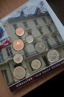 OFFER 25  DISCOUNT   2018 GIBRALTAR   CALPE HOUSE LONDON   COIN YEAR SET