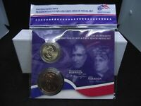 2009 WILLIAM HENRY AND ANNA HARRISON FIRST SPOUSE PRESIDENTIAL COIN & MEDAL SET