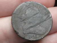 1803 DRAPED BUST HALF CENT-  TYPE COIN