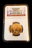 2008 D $1 5TH PRESIDENT JAMES MONROE NGC 3138937-397 UNCIRCULATED