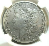 1892 S MORGAN DOLLAR NGC VF35