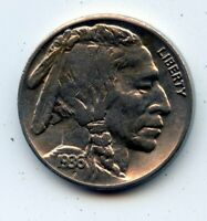 1936 S BUFFALO NICKEL SEE PROMOTION