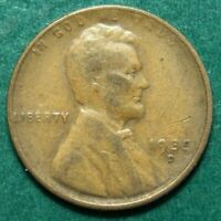 1935 D LINCOLN WHEAT CENT, CIRCULATED, ACTUAL COIN PICTURED