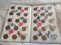FULL SET 29 SPORTS COINS  IN ROYAL MINT LONDON 2012 OLYMPICS