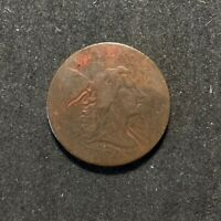 1794 LARGE CENT 1C HEAD OF 1794