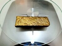 78 GRAMS SCRAP GOLD BAR FOR GOLD RECOVERY MELTED DIFFERENT C