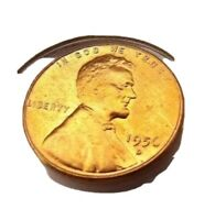 1956 D LINCOLN WHEAT CENT UNCIRCULATED COIN  SHIPS FREE