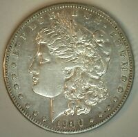 1899 S MORGAN SILVER DOLLAR COIN US ONE DOLLAR $1 EXTRA FINE SAN FRANCISCO MINT