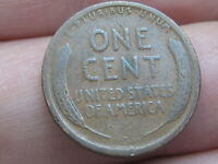 1909 VDB LINCOLN CENT WHEAT CENT- VG DETAILS