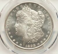 1898-O MORGAN DOLLAR DMPL MINT STATE 64 PCGS CAC HOLDER