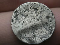 1890 S SILVER SEATED LIBERTY DIME- LARGE S