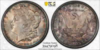 1900 P PCGS MINT STATE 66 CAC MORGAN SILVER DOLLAR