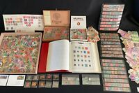 HUGE US STAMP COLLECTION THOUSANDS MINT USED 19TH CENTURY AL