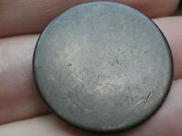 1816-1835 MATRON HEAD LARGE CENT PENNY- LOWBALL, HEAVILY WORN