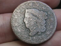 1816-1819 MATRON HEAD LARGE CENT PENNY