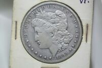 1895-S SAN FRANCISCO MINT SILVER MORGAN DOLLAR- KEY DATE, HIGHLY COLLECTIVE YEAR