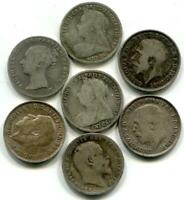 SCRAP STERLING SILVER COINS 6
