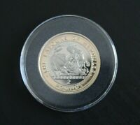 2020 THE 7TH LABOURS OF HERCULES 2 TWO POUND COIN   THE CRET