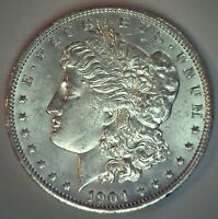 1904 O MORGAN SILVER DOLLAR COIN $1 US COIN NEW ORLEANS MINTED UNCIRCULATED
