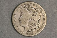 1898-S $1 MORGAN SILVER DOLLAR EARLY US TYPE COIN