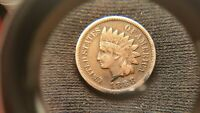 1888 INDIAN HEAD CENT  MISSED PLACED DIGIT    SNOW-24