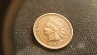 1905 INDIAN HEAD CENT   SNOW-1   RPD-301   AND