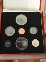 1867 1967 CANADIAN COIN SET