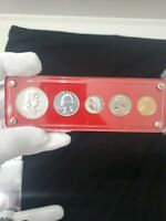 1962 MINT SET GO SEE MY LUCKY MORGAN DOLLAR