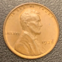 1935 P LINCOLN WHEAT CENT / PENNY AU EXACT COIN, FAST SHIPS FREE 3641